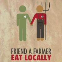 Farmers market graphic