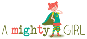 Might Girl Image Logo