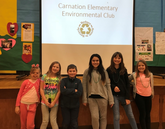 Carnation-ES-Environmental Club