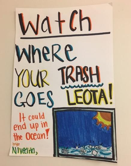 Example Leota Poster